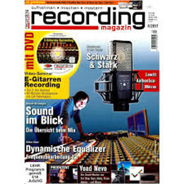Recording Magazin 4 2011