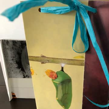 Je 2 Geschenktüten Handmade
