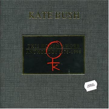 Kate Bush - This Woman'S Work (8cd-Box)