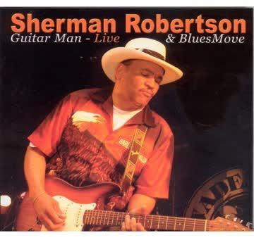 Robertson Sherman - Guitar Man-Live