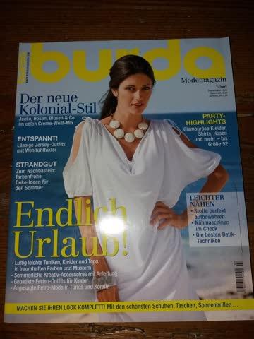 Burda Style 7/09