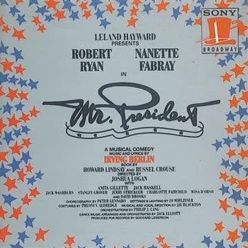 Robert Ryan - Mr President - Original Broadway Cast