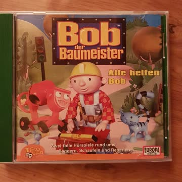 Bob der Baumeister, Alle helfen Bob