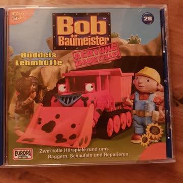 Bob der Baumeister, Buddels Lehmhütte