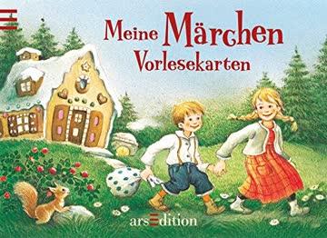Meine Märchen Vorlesekarten (Vorlesekarten-Bilderbuch)