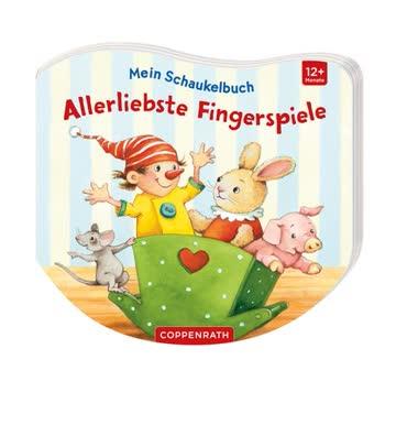 Mein Schaukelbuch - Allerliebste Fingerspiele