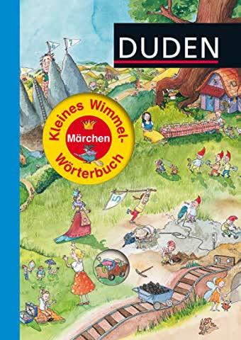 Kleines Wimmel-Wörterbuch Märchen