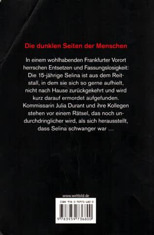 Kaltes Blut / Andreas Franz