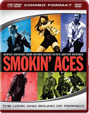 Smokin Aces [HD DVD] [Import USA]