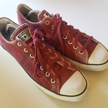 Wildleder Converse All Star Chucks Gr. 43