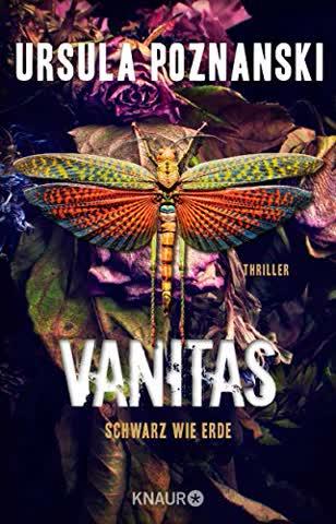 Vanitas - Schwarz wie Erde: Thriller (Die Vanitas-Reihe, Band 1)