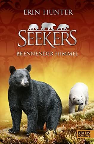 Seekers, Band 11 - Brennender Himmel