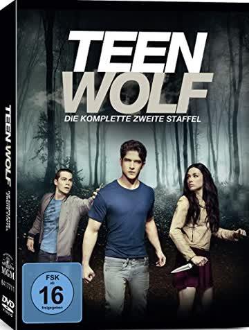 Teen Wolf - Die komplette zweite Staffel (Softbox) [Blu-ray]