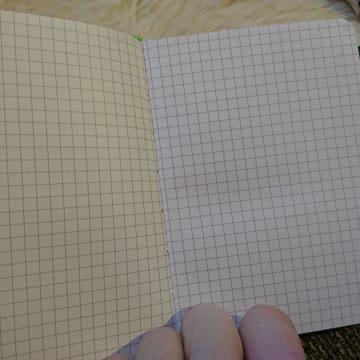 Notizbuch klein