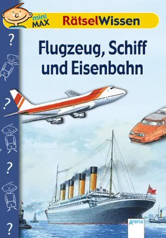 Flugzeug, Schiff und Eisenbahn