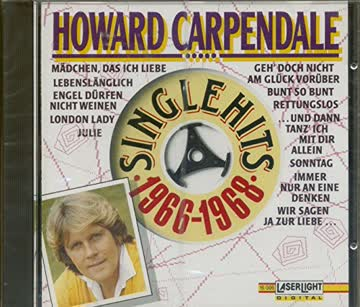 Howard Carpendale - Howard Carpendale-1966/68