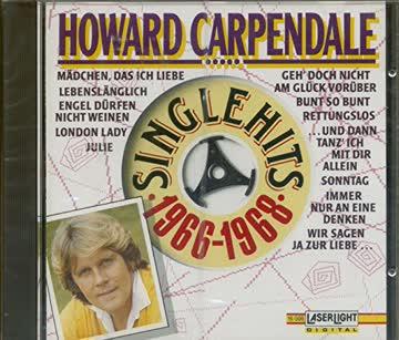 Howard Carpendale - Howard Carpendale-1966/68
