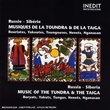 Various - Russland/Tundra,Teiga