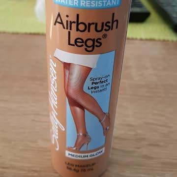 Neu...Airbrush für die Beine...