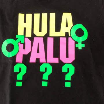 Hula Palu T Shirt (Andreas Gabalier)