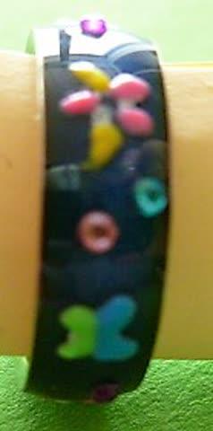 """""""Stimmungs""""-Ring verändert die Farbe Schmetterlinge"""