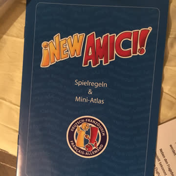 Sprachlernspiel !New Amici!