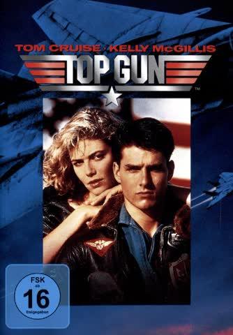 TOP GUN - MOVIE [DVD] [1986]