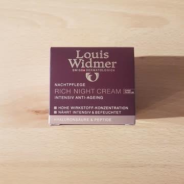 Louis Widmer Rich Night Cream 50ml