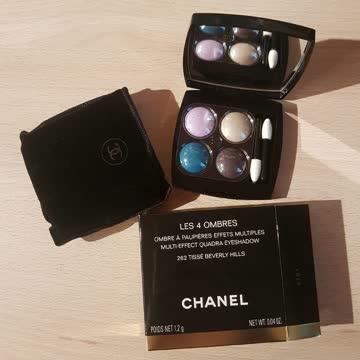 Chanel Les 4 Ombres 262 Tisse Beverly Hills