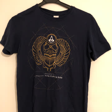 Assassin's creed Origins Shirt Neu