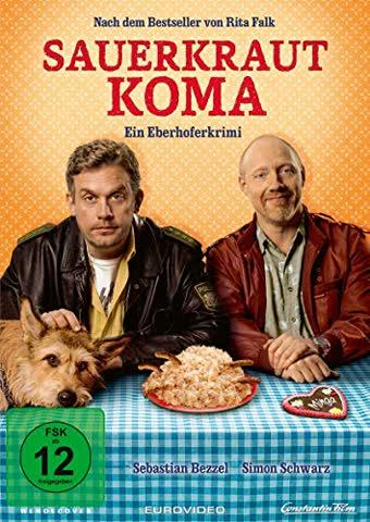 Sauerkrautkoma [DVD] [2018]