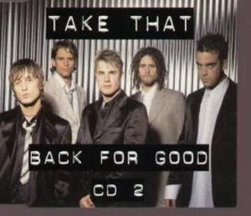 Take That - Back for Good (UK Import)