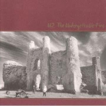U2 - Unforgettable fire (1984)