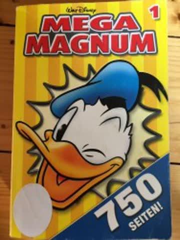 Lustiges Taschenbuch Mega Magnum 1 (2016)