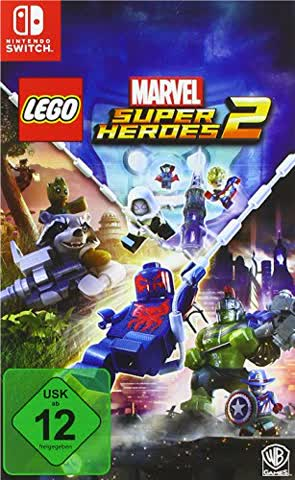 LEGO Marvel Superheroes 2 [Nintendo Switch]