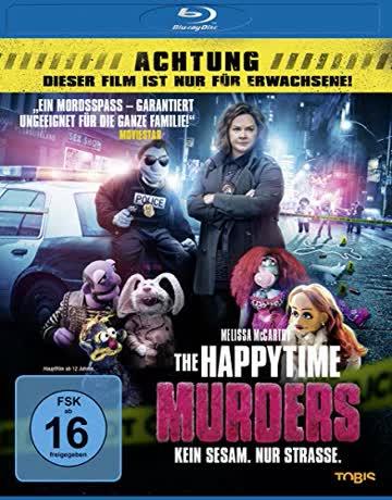 The Happytime Murders [Blu-ray]