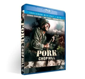 Pork Chop Hill (Blu-Ray & DVD Combo) (Blu-Ray)