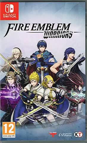 Fire Emblem Warriors (AT-PEGI) Nintendo Switch