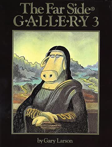 TheFar Side Gallery 3 by Larson, Gary ( Author ) ON Mar-22-1990, Paperback