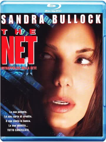 The Net [Blu-ray Italien-Import]