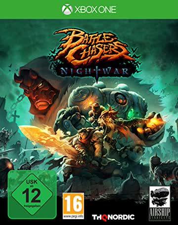 Battle Chasers: Nightwar - [Xbox One]