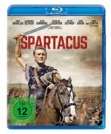 SPARTACUS-55TH ANNIVERSAR - MO
