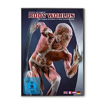 DVD Körperwelten / Body Worlds (Multilingual)