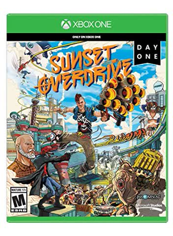 Sunset Overdrive XB-One D1 AT [German Version]