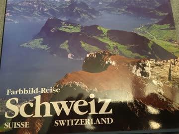 Farbbild-Reise Schweiz