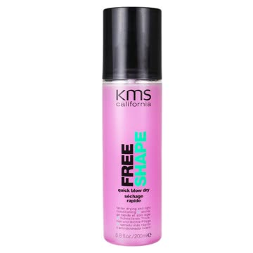 Free Shape quick blow dry von KMS California Spray 200 ml