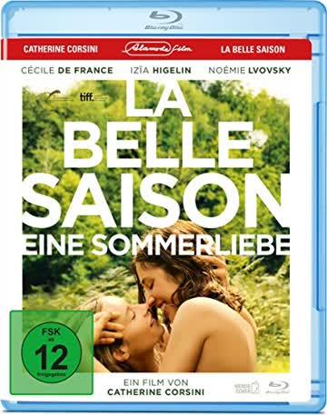 La belle saison - Eine Sommerliebe [Blu-ray]
