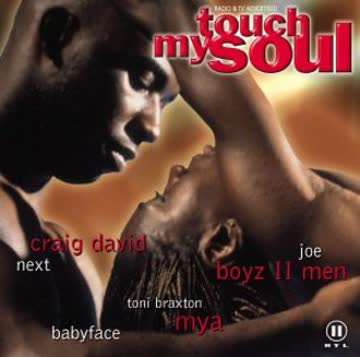 Various - Touch My Soul - The Finest Of Black Music 2001 Vol. 1