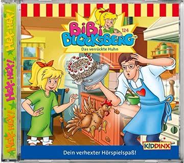 Bibi Blocksberg Folge 124: das Verrückte Huhn