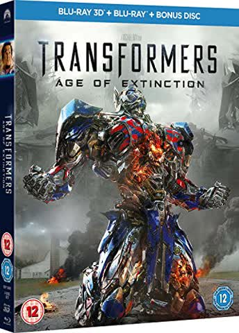 Transformers: Age of Extinction [Blu-Ray 3D]